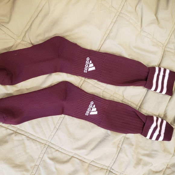 adidas Other - Adidas soccer socks NWOT size L old school